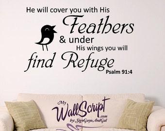Proverbs 31 Wall Art Girl Wall Decal Dorm Room Wall Decor