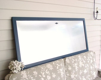 Industrial Steel Magnetic Bulletin Board Black Framed Dry