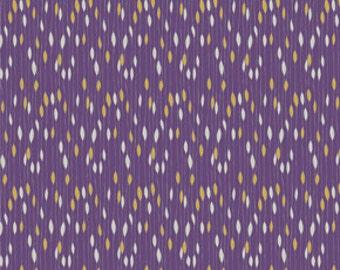 Novella Rain in Purple by Valori Wells - 1 yard
