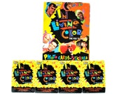 4 In Living Color Trading Card & Sticker Packs by Topps