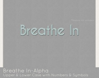 Breathe In - Digital Alpha