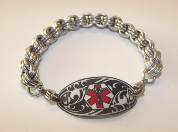 Custom Medical Alert Bracelet Pick The Bracelet And The. Modern Glass Dining Room Sets. Music Themed Decor. Country Cabin Decor. Craft Room Organization Ideas. Halloween Decorations Rentals. Decorations For Graduation Party. Room Darkening Shades. Contemporary Decorative Pillows
