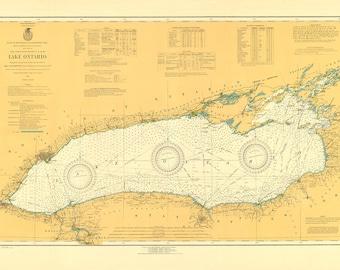 Lake Ontario 1920