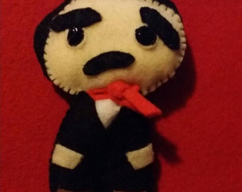 Edgar Allan Poe Ornament!