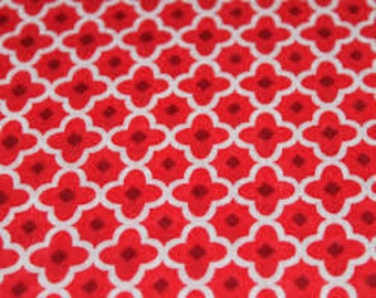06472 VIP - Colorworks in red -  1 yard
