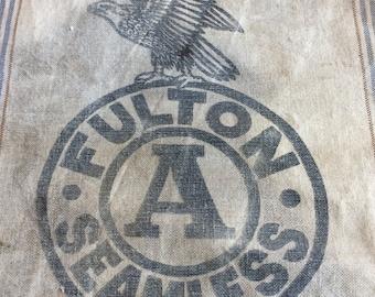 Fulton A Seamless Extra Heavy