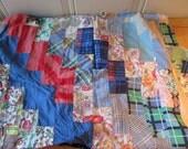 A Vintage Quilt Top