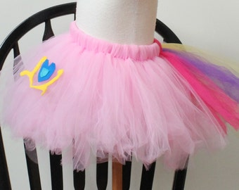 Cadence Tutu Skirt - My little Pony Friendship is Magic - Mi Amore Cadenza skirt - Cadence Cosplay - my little pony cosplay