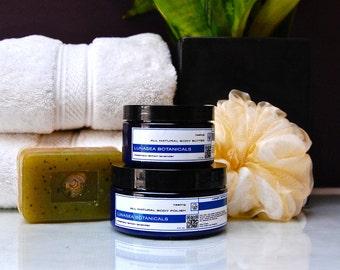 Lunasea Botanicals gift set rosemary lemon lavender
