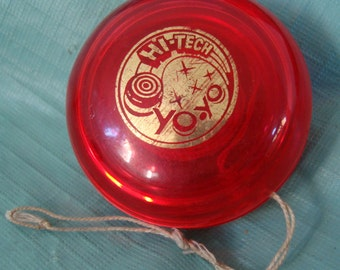 IMPERIAL COMPETITION yo-yo, with original string, about 1970