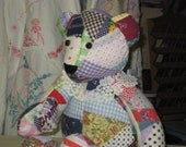 Memory Bear, custom made, 18 inches, keepsake of loved one, personalized
