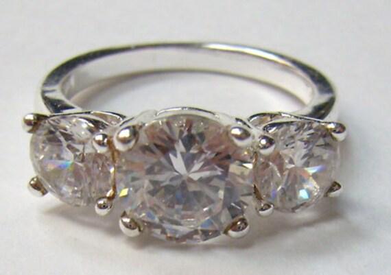 vintage ring sterling silver ring designer nataliya v