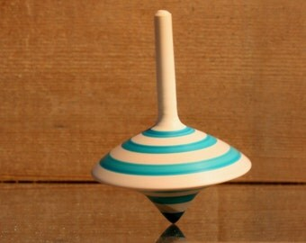 Blue Funnel-shaped top