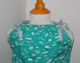 Anthology Woodlands pillowcase dress.  18 month baby dress.