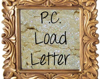 P.C. Load Letter 3g Pigmented Mineral Eye Shadow Jar with Sifter