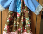 Back to a School girls dress 4t