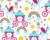 Rainbows & Unicorns From Michael Miller