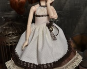 Steampunk Outfit for BJD MSD and assimilated BJD