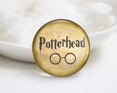 10mm 12mm 14mm 16mm 18mm 20mm 25mm 30mm Harry Potter Series-Handmade Round Photo glass Cabochons (P2806)