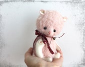 Artist Teddy Mini 6,5 inch Baby Po:) new collection