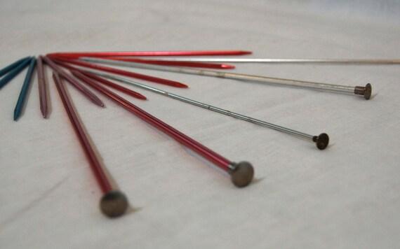 Vintage Knitting Needles : Vintage knitting needles boye from