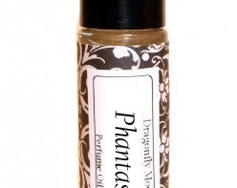 PHANTASM  Roll on Perfume Oil -2 sizes to choose from - 1/3 oz or 1/6 oz -  Passion Flower / Red Currant / Amber / Orange