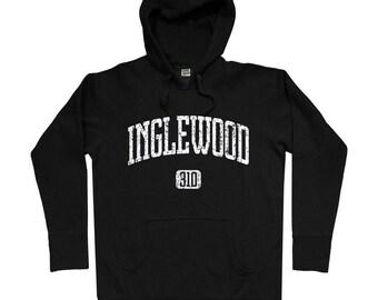 Inglewood 310 Hoodie - Men S M L XL 2x 3x - Los Angeles California Hoody Sweatshirt - 4 Colors