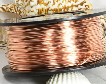 Copper Wire 18GA DS Jewelry Making Supplies Wire Findings Copper