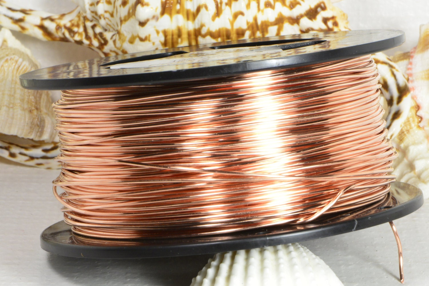 copper wire 18ga ds 10 39 feet jewelry making supplies wire
