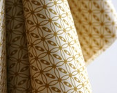 Knotty Sunbeam from the Emmy Grace Collection from Designer Bari J. - ONE HALF YARD Cut