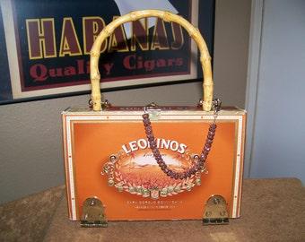Leoninos Cigar Box Purse