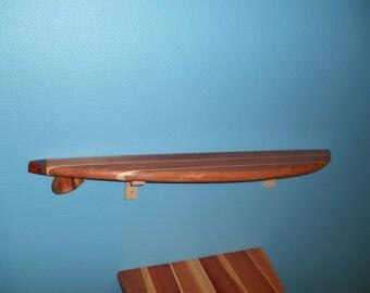 3ft Surfboard Wall Shelf