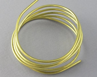 12 Gauge Brass Wire