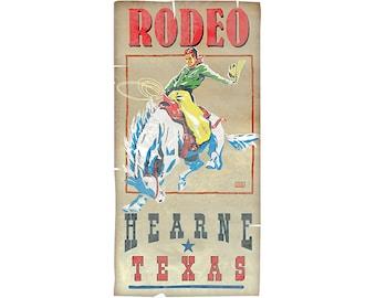 Rodeo Hearne, Texas