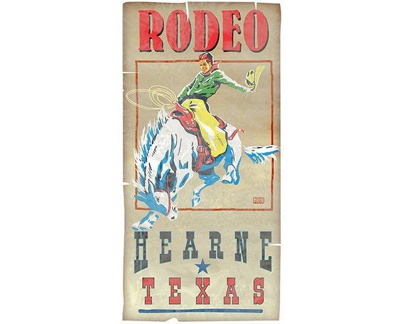 Rodeo Hearne Texas