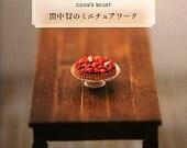Nunu's House Book 1 Miniature Work of Tomo Tanaka of Nunu's House (Japanese) - ON SALE