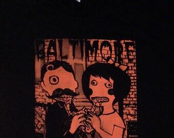 Baltimore Gothic/Natty Boh Utz Mashup