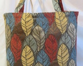 Aldi Grocery Bags~Earth Friendly~Green~Environmentally Friendly~Recycled~Shopping Tote~Market Bag~Grocery Bag~Chenille~ Calamazoo