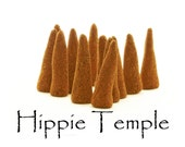 Hippie Temple, Artisan Hand Made Incense Cones
