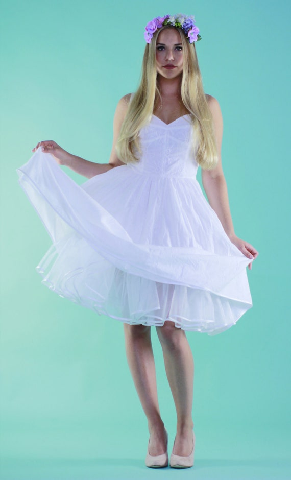 Mands Dresses For A Wedding : S romantic wedding dress for a petticoat sizes from xs
