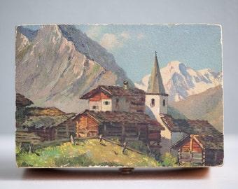 Thorens Music Box Switzerland