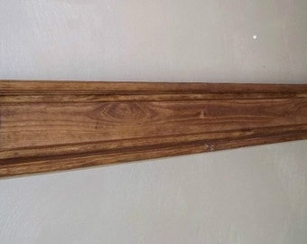 Wall Shelves -  Rustic -  48 inches Long