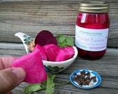 Pickled Turnips - Homegrown Organic Turnips - 1 pint (16 oz.) - Stroble Farms