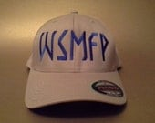 WSMFP Flexfit Hat curved bill made to order Wide Spread Panic FREE SHIPPING