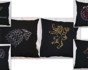 Game of Thrones Inspired, CUSTOM, Sigel of the Realm Collection