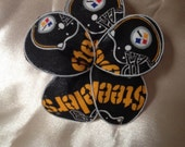 Steelers Flower