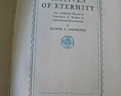"First Edition ""Natives of Eternity"" by Flower A. Newhouse 1937"