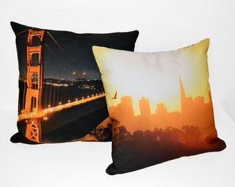 San Francisco Pillows (Pair)