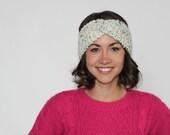 Fruity Pebbles Chunky Knit Headwrap
