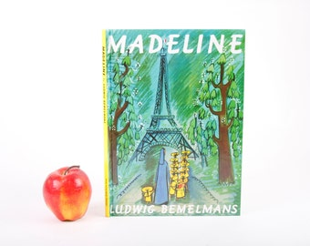 iPad Cover / Book Tablet Cover Case- (iPad / iPad Air / Kindle Fire 8.9 / Nexus 10 / Samsung 10.1 / Hardcover / Book)- Madeline